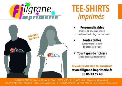 Tee-shirts imprimés